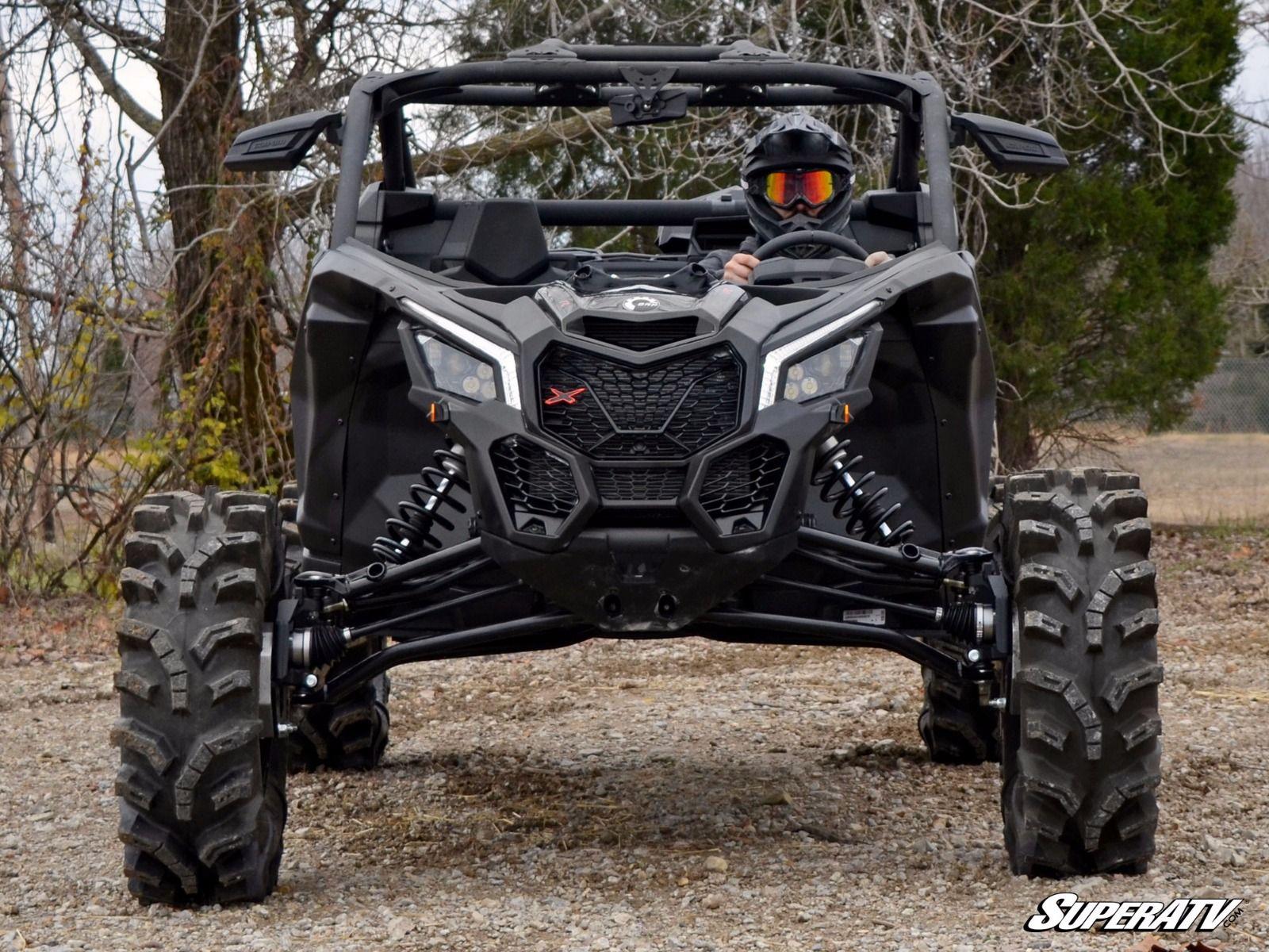 Can Am Maverick X3 4 Quot Portal Gear Lift