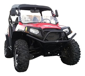Polaris RZR 570 HDPE Mud Flares