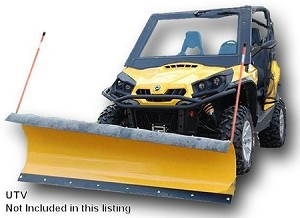 DENALI Artic Cat Snow Plow Kit - Pro Series