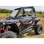 Polaris RZR 900/1000 Framed Upper Door Kit by Spike