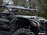 Can-Am Maverick X3 Scratch Resistant Flip Windshield