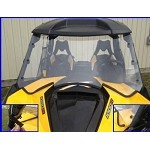Maverick Hard Coat Full Windshield