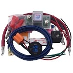 **Package Deal** True Am Isolator UTV-SBI-18CM Kit and A Odyessy PC925 Battery With