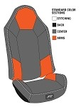 Rzr 1000 Stock Seat Cover