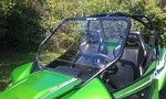 Wildcat 1000 DOT Hard Coat Full Windshield