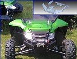 Wildcat 1000 Extreme Front Bumper / Brush Guard with Winch Mount