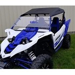 Yamaha YXZ Hard Coated Full Windshield